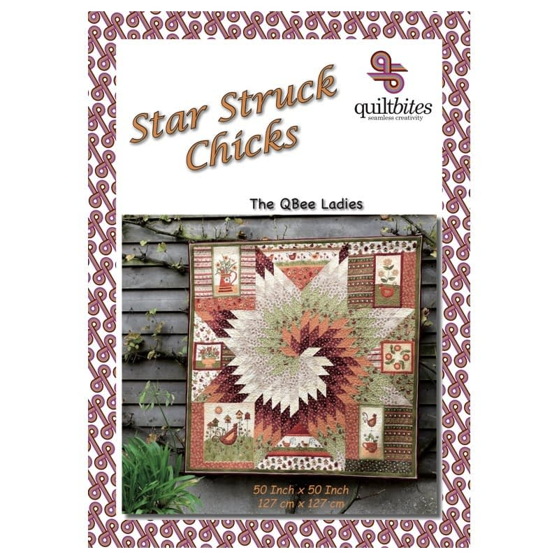 Star Struck Chicks quiltpatroon